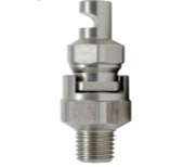 FLAT SPRAY DEFLECTED NOZZLE QCD3
